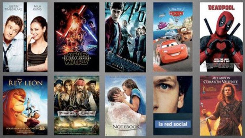 Las 10 Mejores Webs Para Ver Películas Online