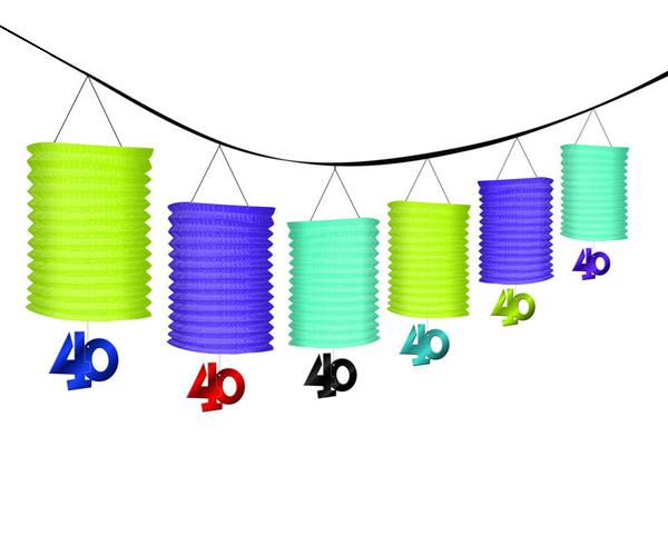 Tips Para Organizar Tu Fiesta De 40 Cumpleanos
