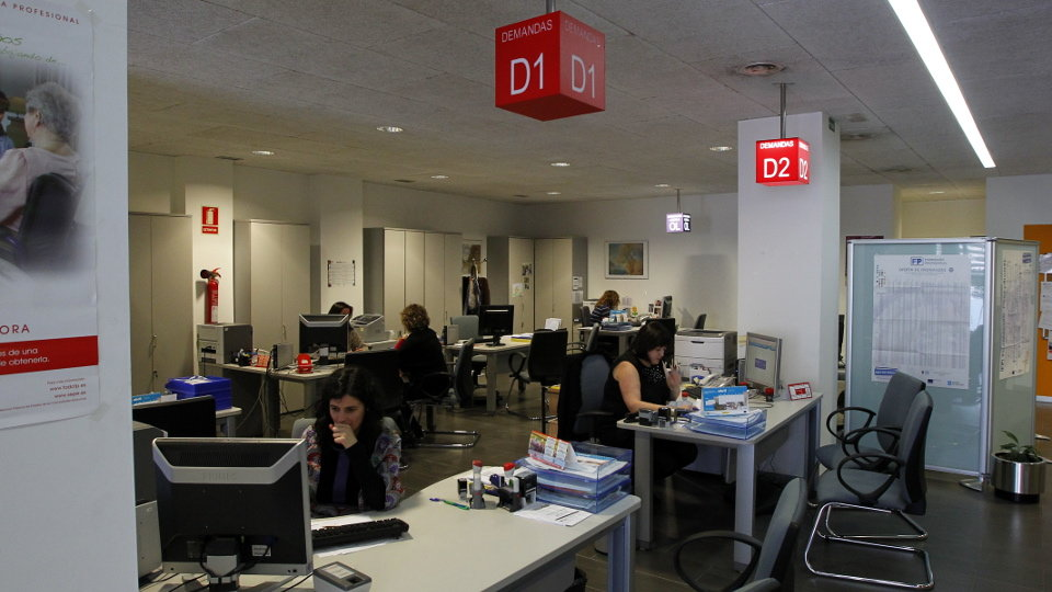 Las demandas por despido aumentan un 27 7 en galicia for Oficina empleo ourense