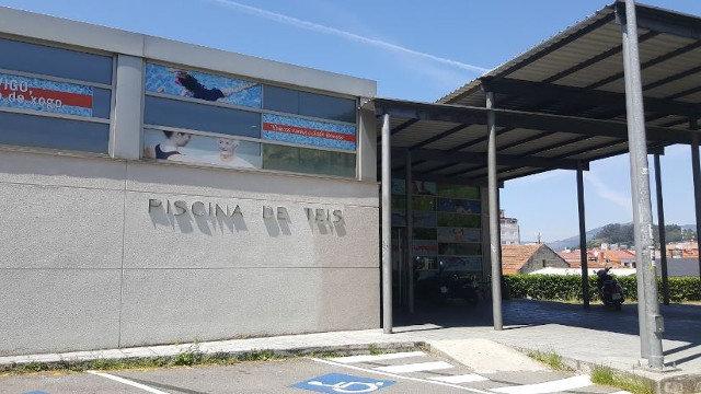 Fallece un septuagenario en la piscina municipal de teis for Piscina municipal vigo