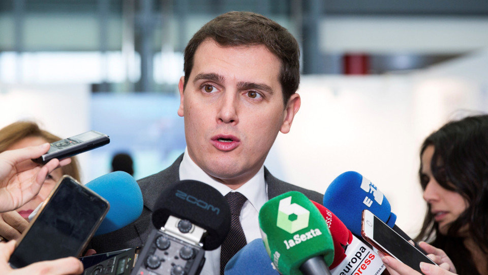 Albert Rivera. EFE