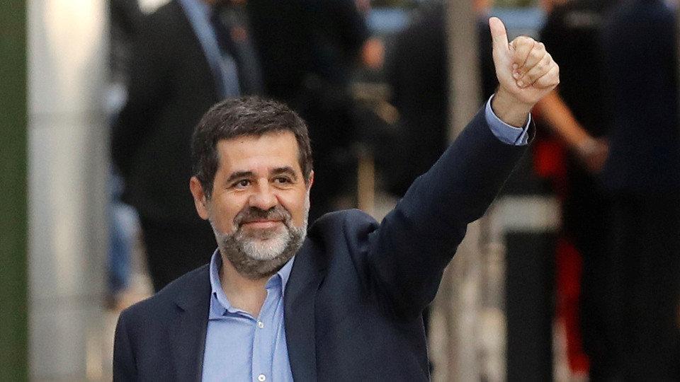 El diputado de JxCat Jordi Sànchez. AEP