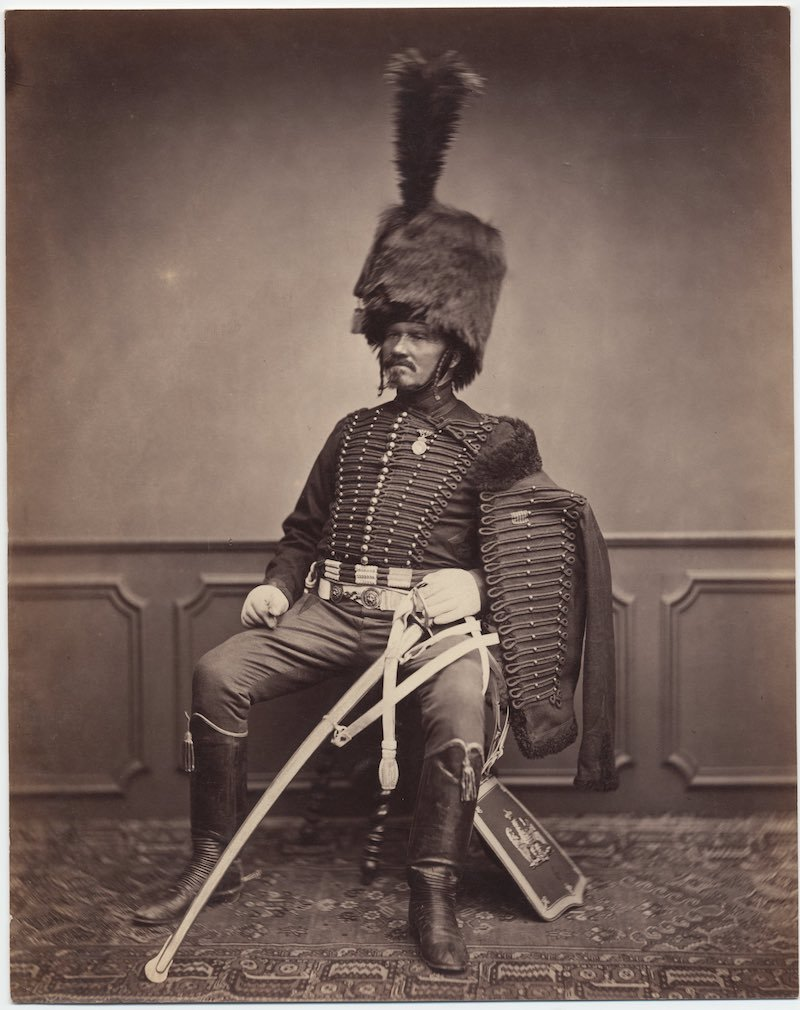 Monsieur Moret of the 2nd Regiment 1814/15