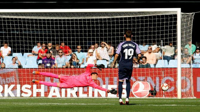 3-3. O Valladolid auga a festa do Celta no minuto 93