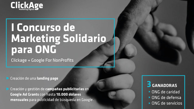 Nace o I Concurso de Marketing Solidario para que as ONG capten socios e doazóns