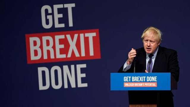 Boris Johnson. WILL OLIVER (Efe)