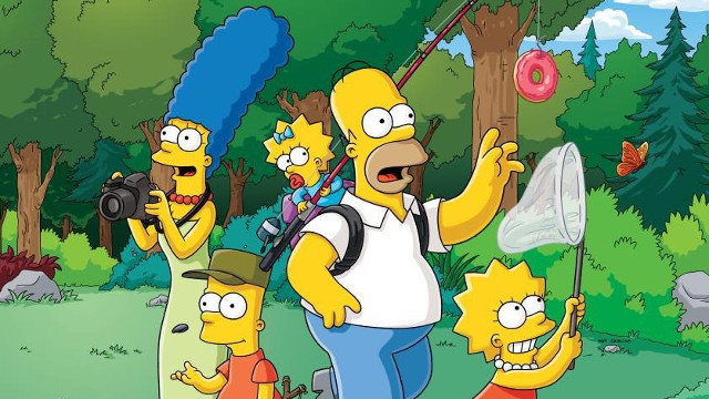 The Simpsons. EP