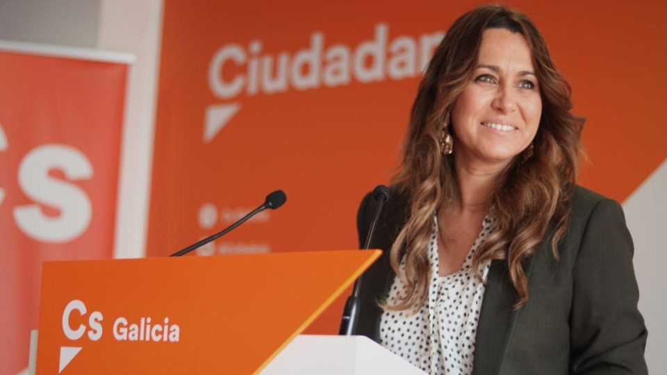 Beatriz Pino, en rueda de prensa. EUROPA PRESS
