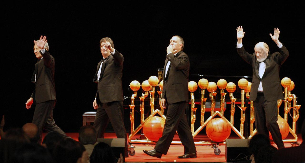 Les Luthiers. ARQUIVO