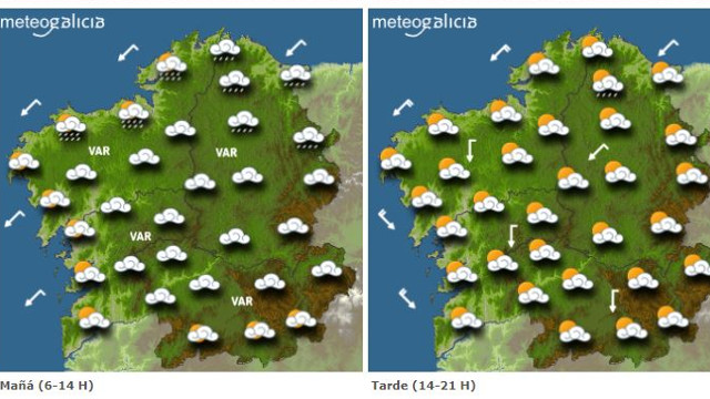 Meteogalicia. EP